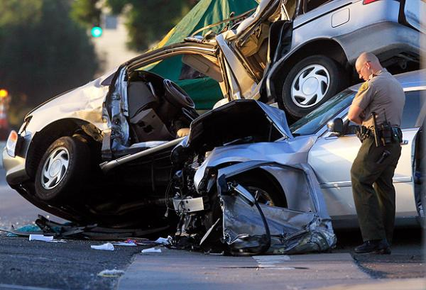 State Of California Car Accident Laws